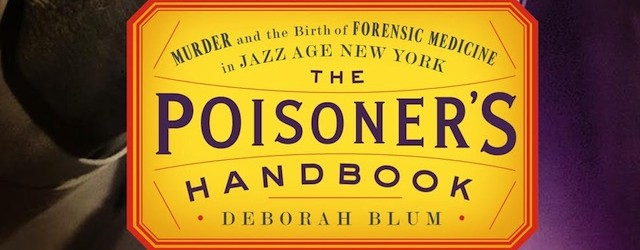 "We catch up this week with Deborah Blum.  Blum first joined us on Periodicity to talk about science journalism.  Since then, Blum has written ""The Poisoner's Handbook: Murder and the..."